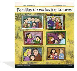 Familias de todos los colores