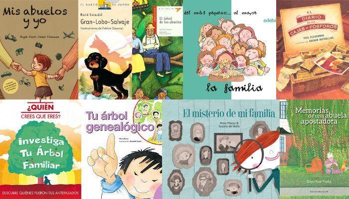 10 cuentos sobre genealogía