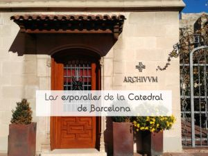 Las esposalles de la Catedral de Barcelona