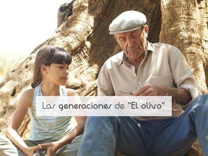 """Las generaciones de """"El olivo"""""""