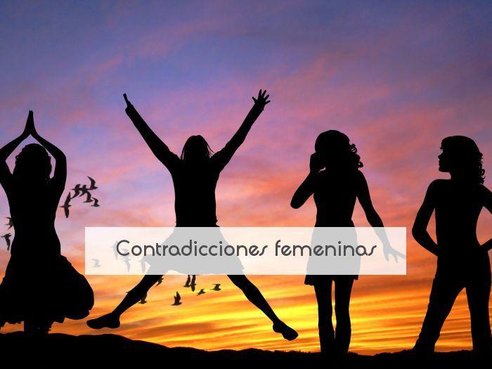 Contradicciones femeninas