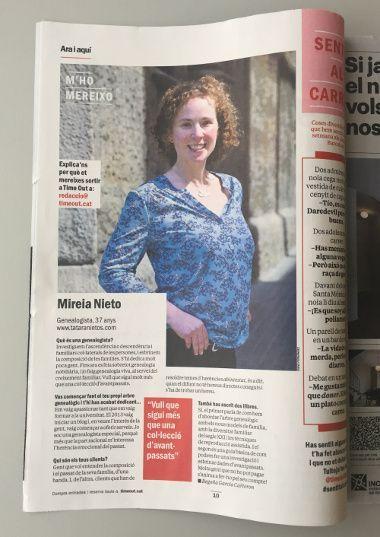 entrevista Mireia Nieto Time Out