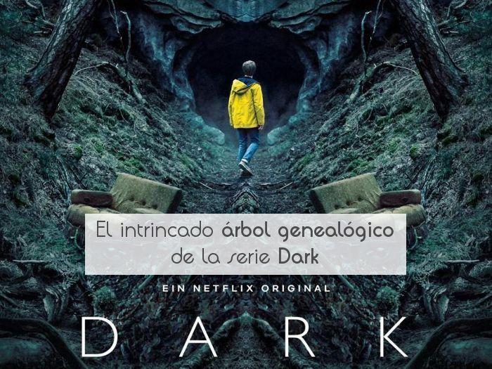El intrincado árbol genealógico de la serie Dark