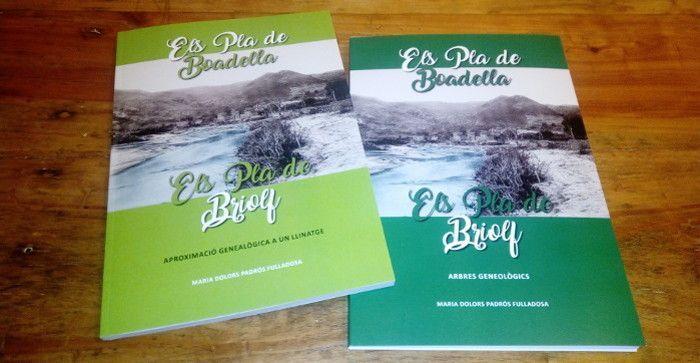 Els Pla de Boadella. Els Pla de Briolf