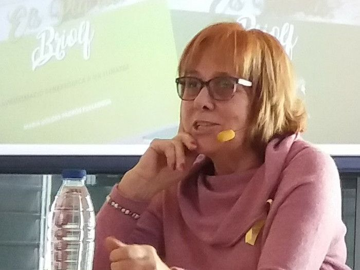 Maria Dolors Padrós i Fulladosa