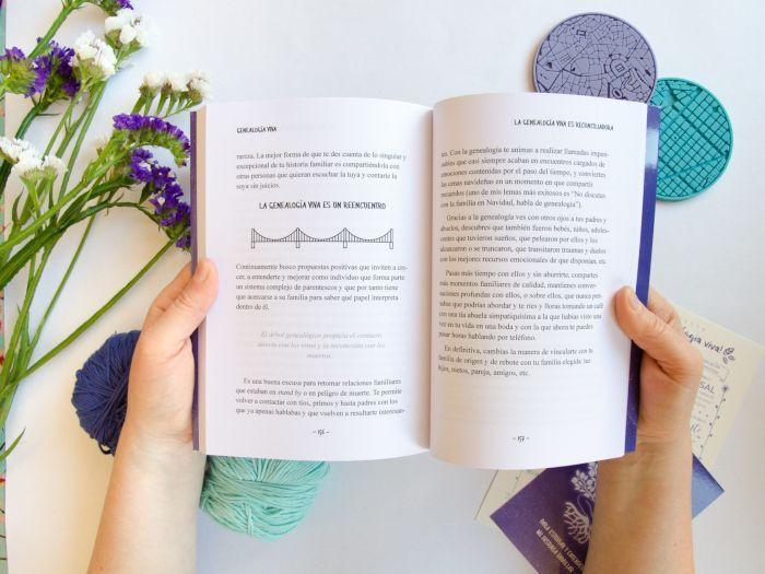 genealogía viva libro interior