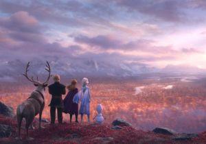 Mucho más allá de Frozen 2