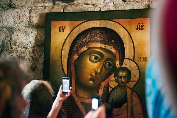В Государственном музее изобразительных искусств РТ пройдет выставка, посвященная Казанской иконе Божией Матери