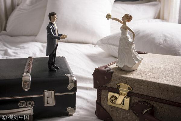 兩岸婚仲騙台胞 結婚容易離婚真難
