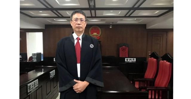 台籍大陸律師黃致傑