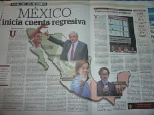foto del giornale Prensa Libra