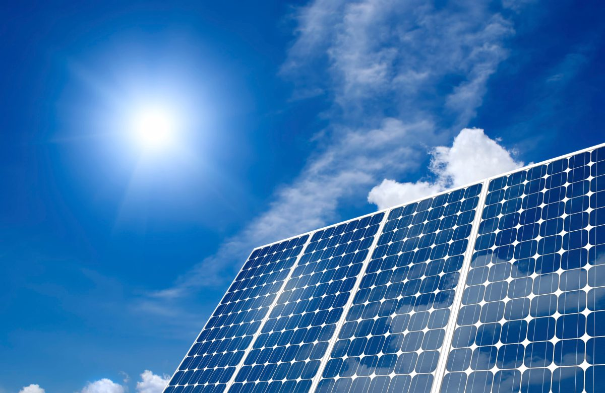 Arduino Solar Power System