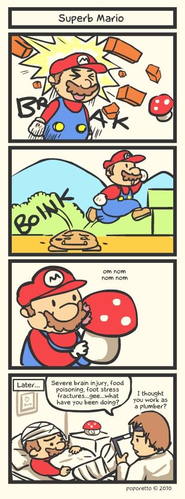 TAT Superb Mario