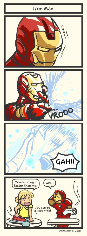 TAT Iron Man