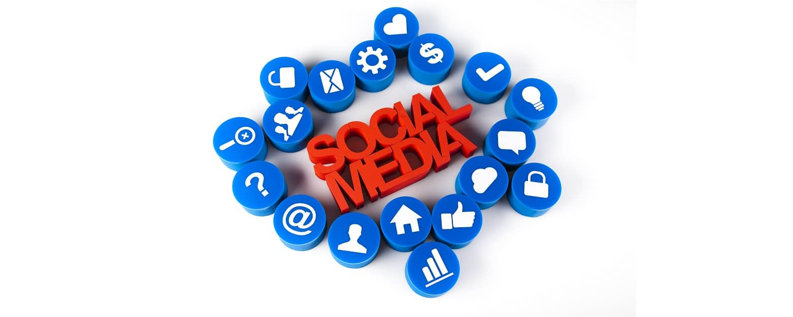 Signs of social media engagement