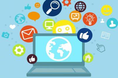 social media productivity tips