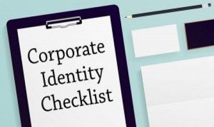 Corporate Identity Checklist