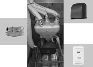 大阪 換気性能 第三種換気システム「たてコデ」