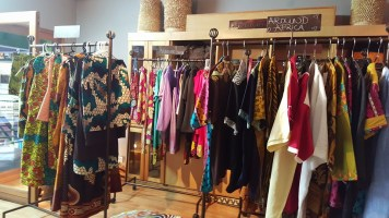 Rails of different designers at Rungano Rwedu