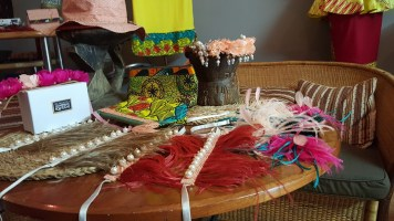 Accessories at Rungano Rwedu