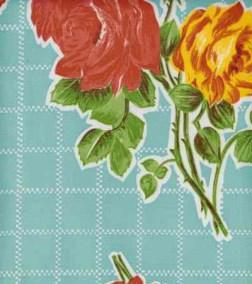 Vintage Green Rose