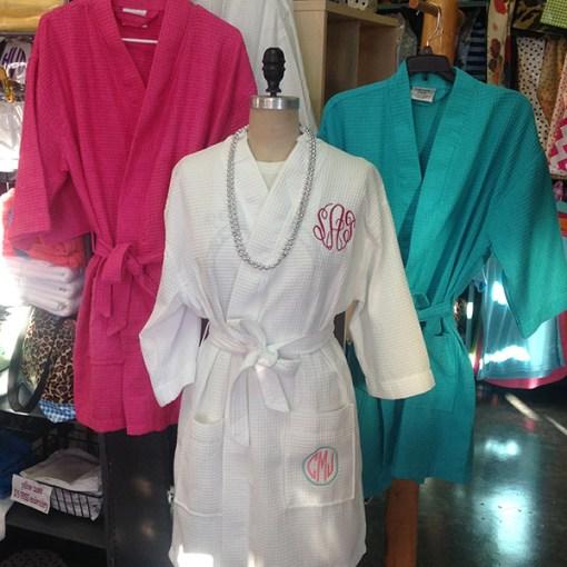 Robes Main