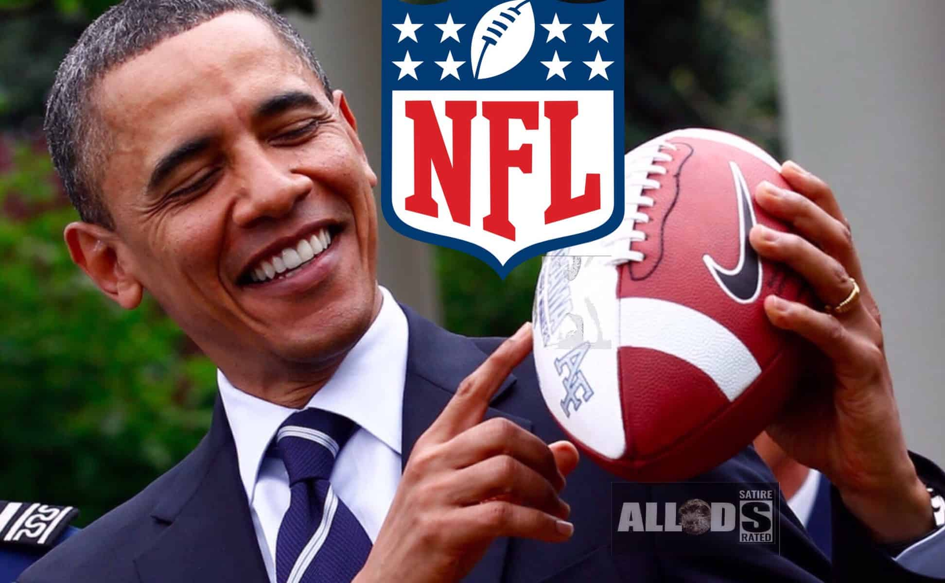 NFL's 'Celebration of Obama Day' Will Feature Every Player In #44