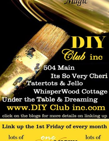 Who was crowned the DIY Club winner this month?