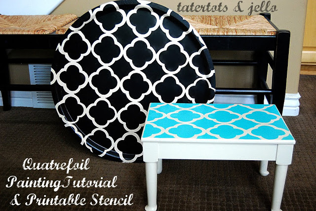 Quatrefoil Obsession Update