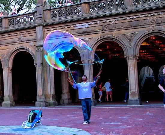 How to Make Giant Bubbles!