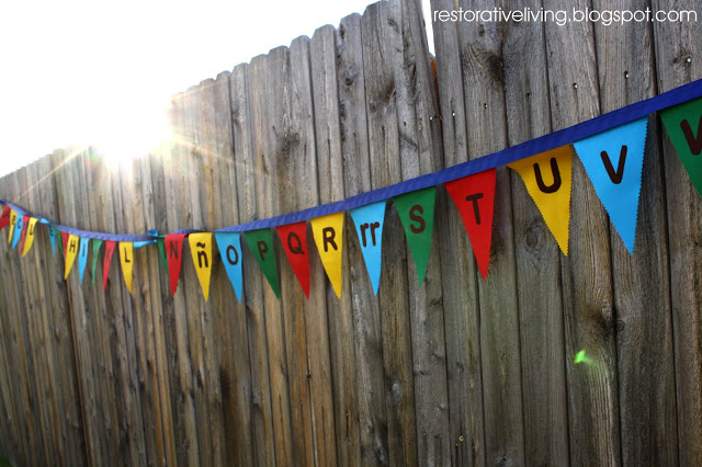 Guest Project — Make a Back to School Banner!