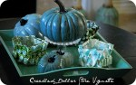Dollar Store Crackled Pumpkin Tutorial!