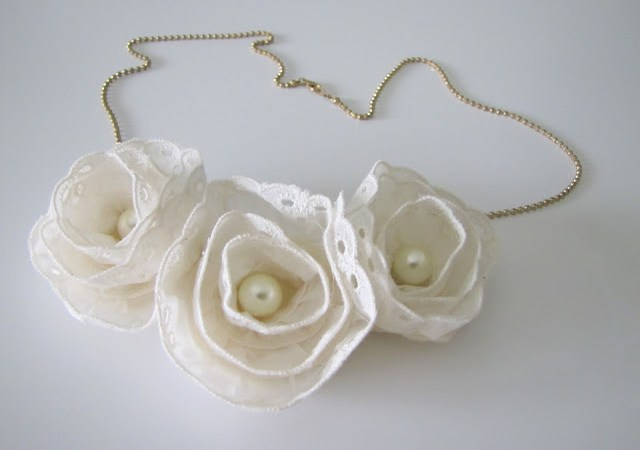 Guest Project — Anthropologie-inspired Bib Necklace!!