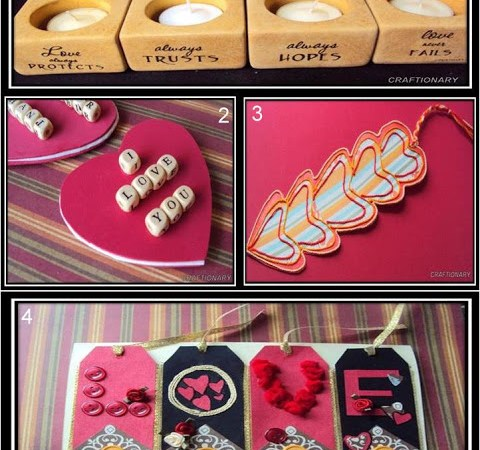 Guest Project — Four Last Minute Valentine Ideas!!