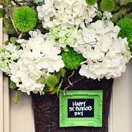 Great Ideas — Green/St. Patrick's Day {2}