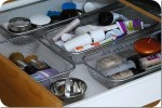 Project Organization 2011 — Drawer organization in 15 minutes that won't slide around!!