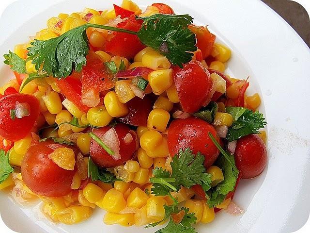 The best corn salad recipe