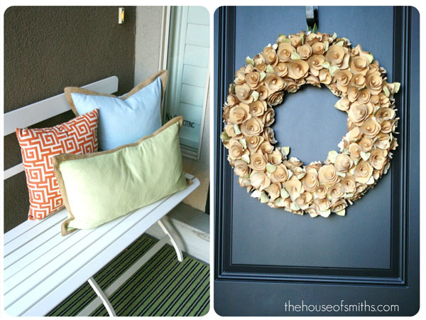 """Summer Social"" Guest Project — Simple Outdoor Decorating {bring your inside style…out}!!"