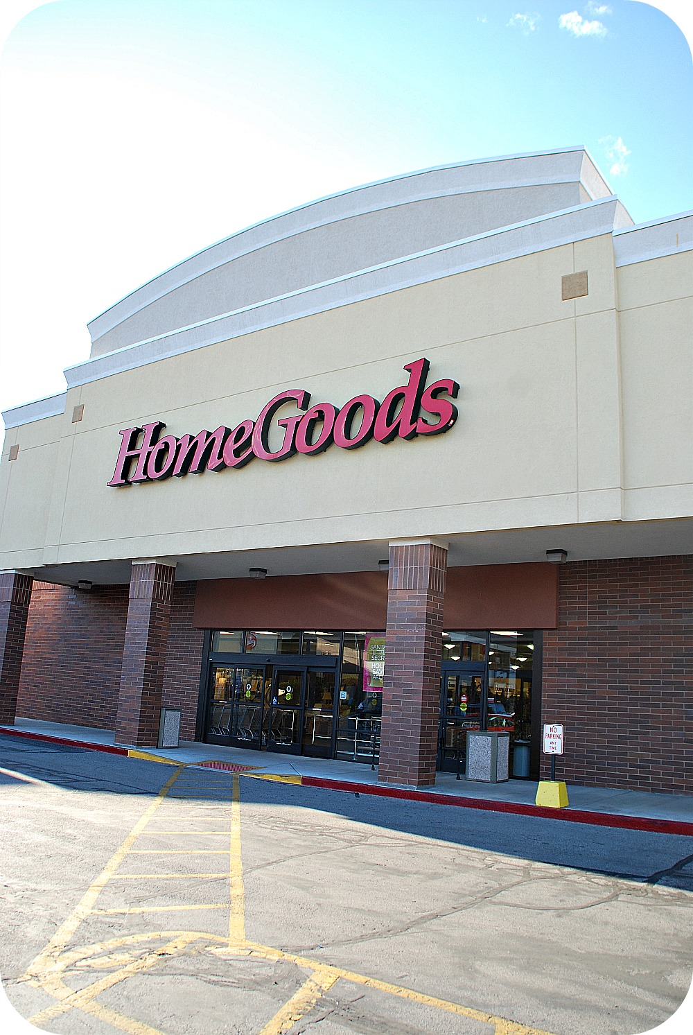HomeGoods Giveaway 50 to 2 Winners Tatertots and Jello