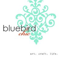Weekend Wrap up Party — and Bluebird Chic Giveaway!!