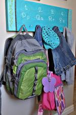 Make a DIY Backpack/Jacket Board!!