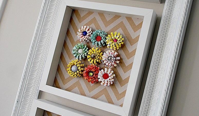 Make Spring Specimen Art!! (paper crafting tutorial)