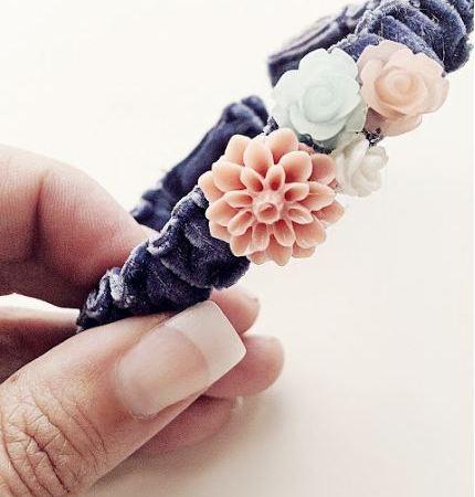 A Great DIY Gift Idea — Make an Adjustable Ribbon Bracelet!! (tutorial)