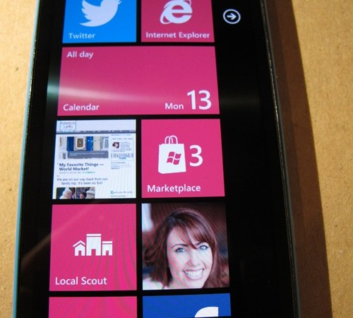 Weekend Wrap Up Party — and Nokia Lumia 900 Windows Phone Giveaway!!