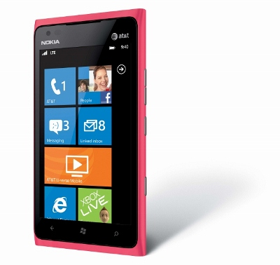 Win a Brand New Pink Nokia Lumia 900 Windows Phone — and How To Make Your Own Live Tiles