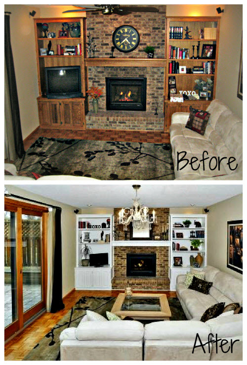 10 brick and stone fireplaces. Black Bedroom Furniture Sets. Home Design Ideas
