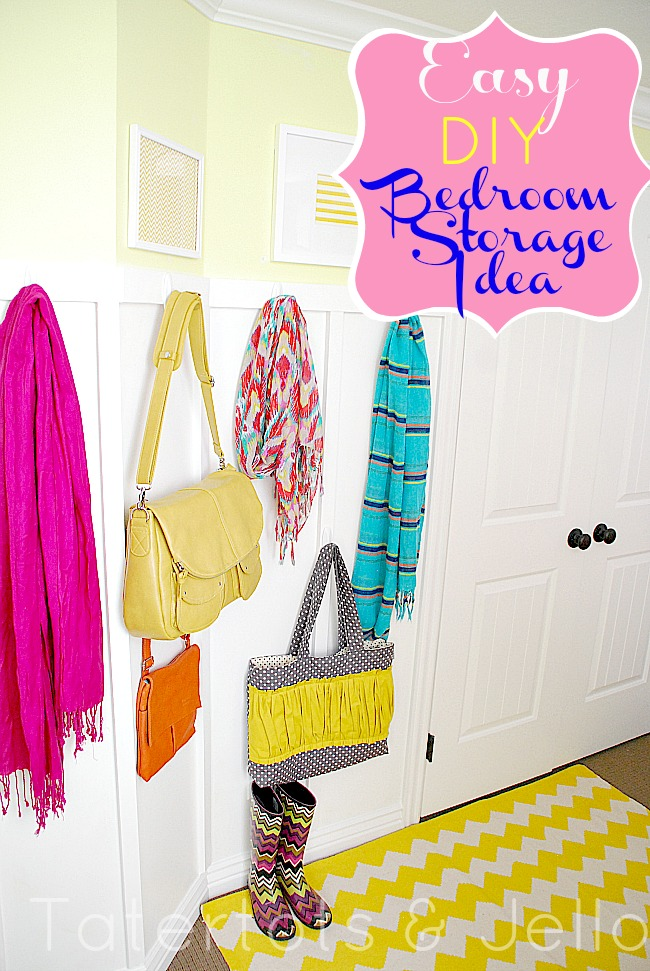 Stunning Get Back to School Organized with Extra Bedroom Storage
