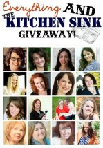 Everything and the Kitchen Sink Giveaway!