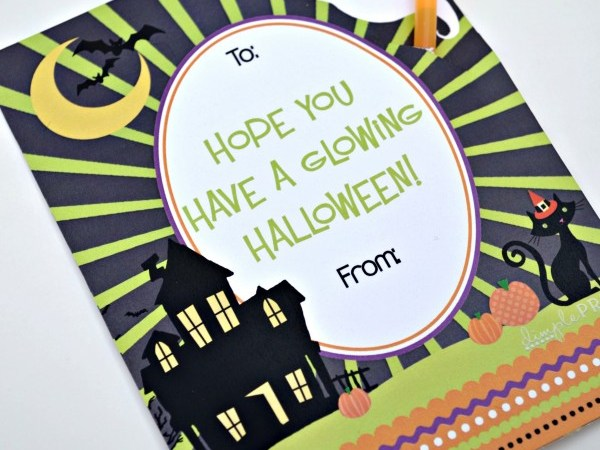 FOUR Printable Halloween Gift Tags!