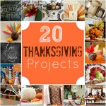 Great Ideas — 20 Thanksgiving Projects to Make!